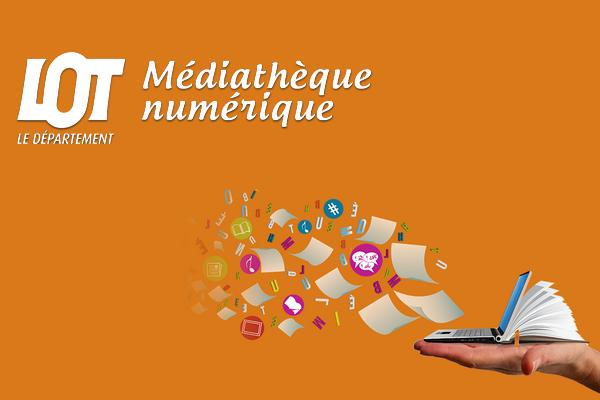 Médiathèque Numérique du Lot